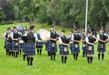 Highland Games Taufkirchen