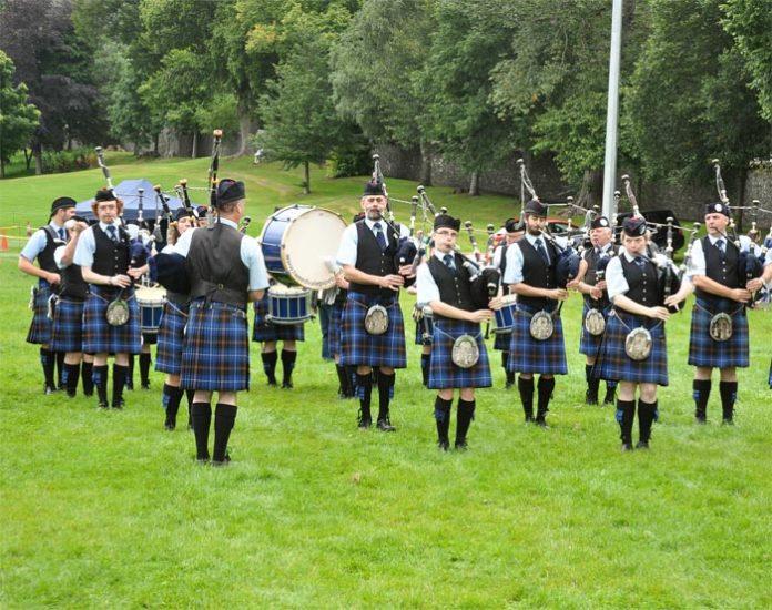 Highland Games Taufkirchen