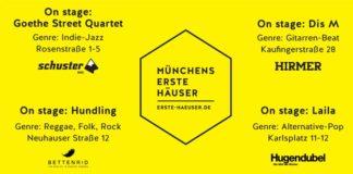 MUSIK LOKAL – Münchner Musik bei der Kult(ur)-Nacht am 06.09.2019 live erleben