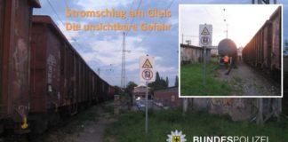Rangierbahnhof München-Süd: Nach Stromunfall schwer verletzt