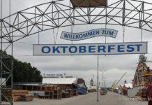 So läuft der Oktoberfest-Aufbau