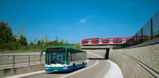 Umleitung der MVV-Regionalbuslinien