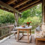 Spätsommertage im Bayerischen Wald – im eigenen Holz-Chalet