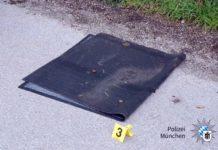 Vermisste Mutter und Tochter - Polizei findet Schmutzfangmatte im Truderinger Forst
