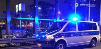 38-Jähriger bespuckte Bundespolizisten