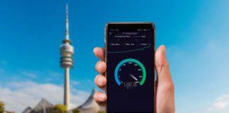 5G Start in München
