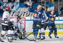 EHC Red Bull München: Derbysieg gegen Nürnberg