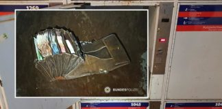 Geldbörse von Wiesnkellner im unverschlossenen Bahnhofs-Schließfach aufgefunden