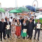 Essen wie Gott in Bayern - zwei Wiesnzelte ausgezeichnet