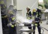 Neuhausen: Küchenbrand im Pflegeheim