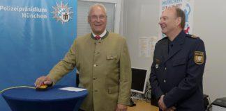 Bayerische Polizei ab jetzt auch auf Instagram aktiv