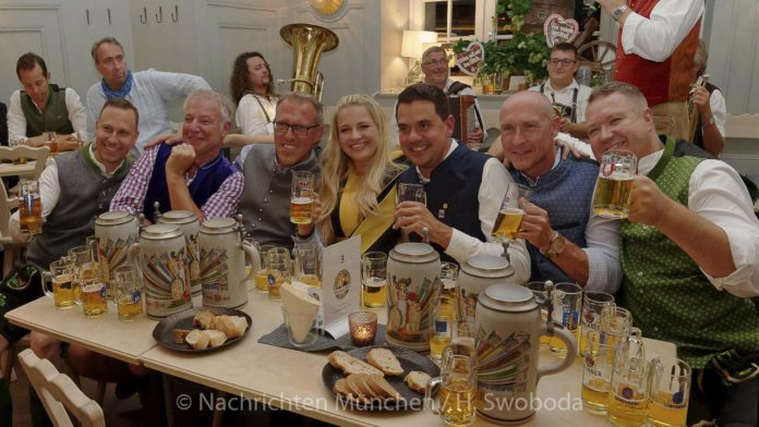 Wiesnbier im Brausebad - Die Oktoberfestbierprobe 2019