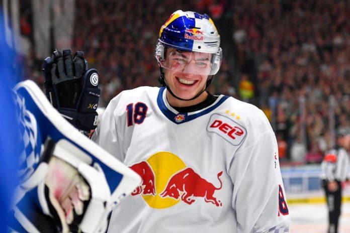 EHC Red Bull München - Derbysieg zum DEL-Auftakt