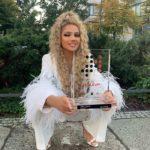 """Shirin David mit """"Nummer 1 Award"""" ausgezeichnet"""