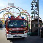 Feuerwehr meldet: Wiesnwache einsatzklar