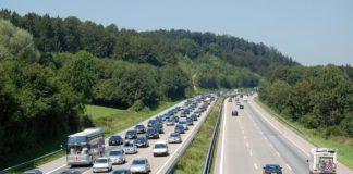 Sommer-Staubilanz Bayern: Stau von München bis Hamburg