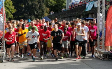 "Benefizlauf ""Run for Life"" startet am Sonntag, 8. September 2019"