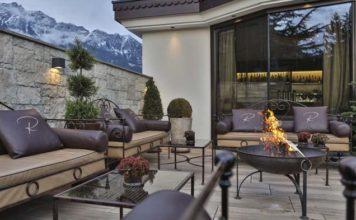 Hotel Rössl: Genusshotel mit Gardasee-Flair in den Südtiroler Bergen