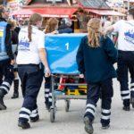 Aicher Ambulanz: Halbzeit-Bilanz zur Wiesn 2019