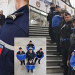 Deutsch-Französische Einsatzeinheit unterstützt Bundespolizei im Wiesn-Einsatz