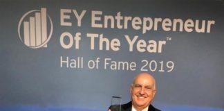Dr Axel Munz Entrepreneur of the year 2019
