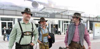 Auch dank zahlreicher Wiesn-Besucher: Flughafen München erzielt mit knapp 174.000 Passagieren neuen Tagesrekord