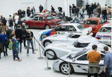 Ein ganzer Tag im Zeichen des BMW Oldtimers