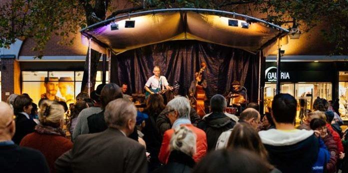 Rund 7500 Besucher feiern bei der 10. Neuhauser Musiknacht!