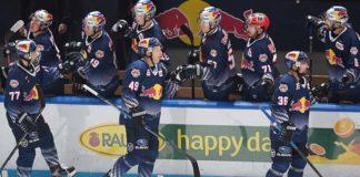 EHC Red Bull München - Heimsieg gegen Krefeld