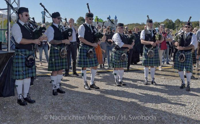 1. Highland Games Taufkirchen
