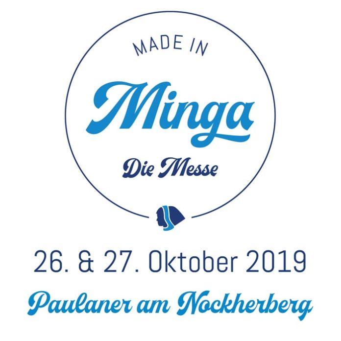 Made in Minga am 26.11. & 27.11.2019 im Paulaner am Nockherberg