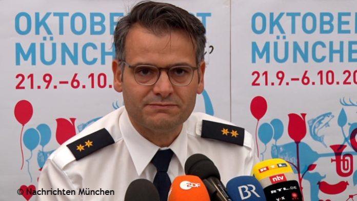 Der Münchner Polizeieinsatz zur Wiesn 2019