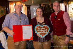 50 Jahre Familie Pölzl auf dem Oktoberfest