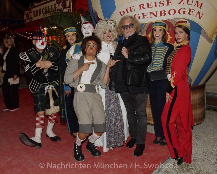 "Circus Roncalli ""Storyteller"