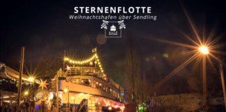 ✶✶✶ Sternenflotte ✶✶✶ Ein Weihnachtshafen über Sendling
