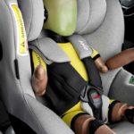 Kindersitzzubehör nicht sorglos verwenden
