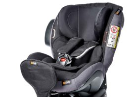 20 Kindersitze im ADAC Test