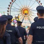 Polizei Oktoberfest