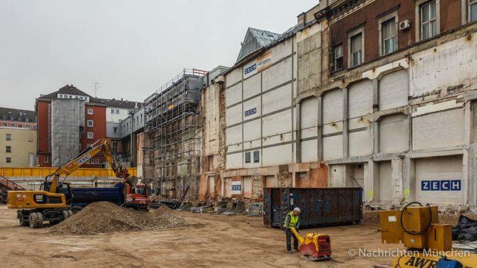 2. Stammstrecke München Baustellenbesichtigung
