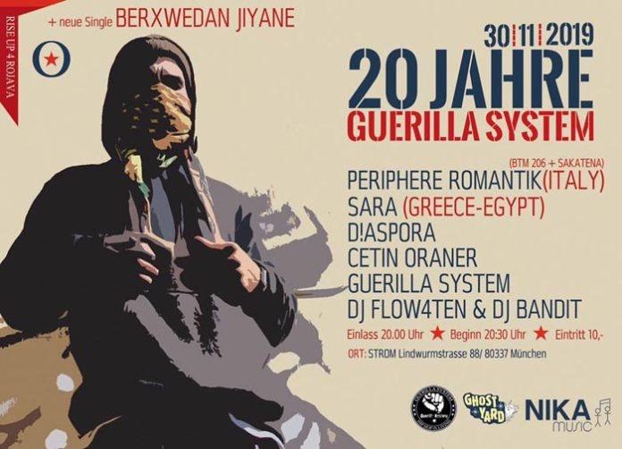 20 Jahre Guerilla System