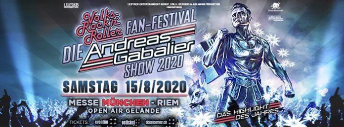 Andreas Gabalier Show 2020 - Das Volks-Rock´n´Roller Fan-Festival in München
