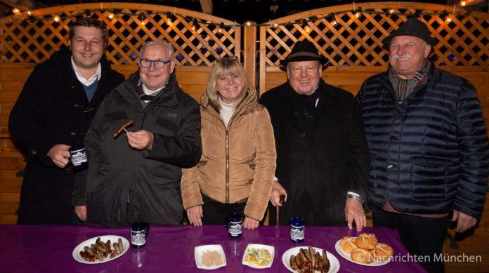 Christkindlmarkt am Sendlinger Tor 2019