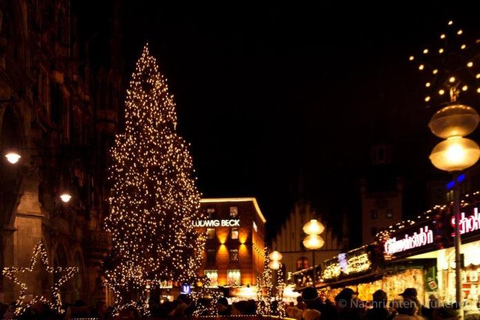 Die Münchner Weihnachts- und Christkindlmärkte 2019