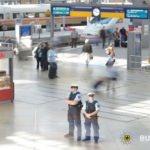 Einsatzreicher Samstag für die Bundespolizei München