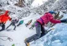 Pitztal lädt zum größten Eiskletterfestival Österreichs
