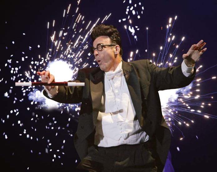 Magic! Zauber der Illusion im Prinzregententheater München