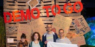 """Appell von Fridays for Future & """"München muss handeln"""""""