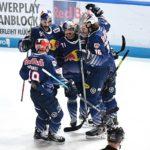 Red Bulls gewinnen DEL-Spitzenspiel gegen Straubing Tigers