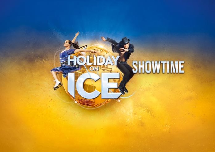 Holiday On Ice kommt mit neuer Produktion SHOWTIME in München