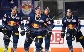 EHC Red Bull München: Sieg im Penaltyschießen gegen Schwenningen